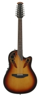Standard Elite 12 String - New England Burst (2758AX-NEB)