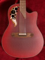 Adamas 2088GT-2 12 String Deep Contour Bowl Reverse Red Burst (2088GT-2)