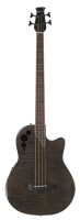 Applause Elite Plus Bass Transparent Black Flame (AEB4IIP-TBKF)