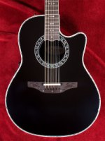 Custom Legend LX 12 String USA Super Shallow Bowl with Carved Bridge 2020 (C1859LX-5)