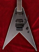 Jr-V Extreme with Floyd Rose - Matte Black EXJRVFRMB (EXJRVFRMB)
