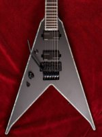 JRV Extreme with Floyd Rose Left Handed Matte Black (EXJRVFRMB LH)