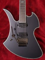 Mockingbird Extreme with Floyd Rose Left Handed Matte Black (EXMGFRMB LH)
